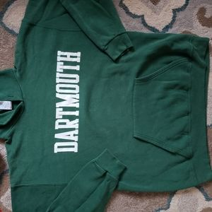 Vintage USA made Dartmouth College Hoodie sz